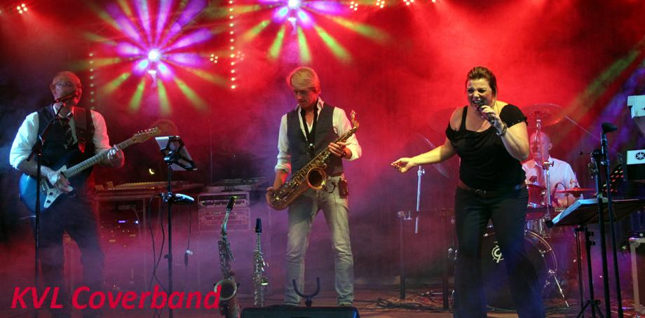 coverband Bruiloft en drivein-show